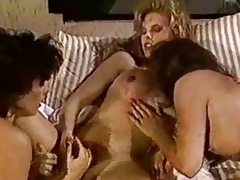 Fruit chicks share Tgirls cock