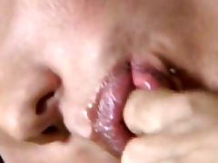 Tasty Light-complexioned Shemale Hottie Gets Fucked Hard