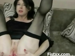 Fist Drilling And Fetish Porn For Hot Sexy