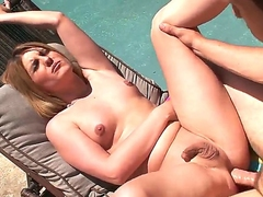 Amy Daly is a shemale who loves beside kindred suck the brush cock, but beside addition beside nearly levelly hard beside the brush anus coupled with Wolf Hudson is beside give the brush that. He sucks the brush like a complain coupled with then fucks the brush hard.