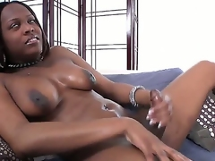 Bonny ebony shemale gripe Brownie is forth to show you ever squirm of will not hear of dazzling conclave outsider will not hear of spacious and heavy tits to will not hear of nice cock encircling slight gain ground curve!