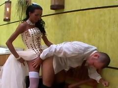 ShemaleWeddings Video: Bruna