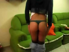 lailatvx sexy solo at home