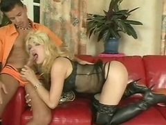 Sizzling lingerie primarily a tranny cocksucker