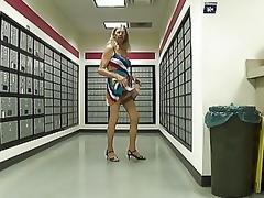 Cindy Stripes Postal