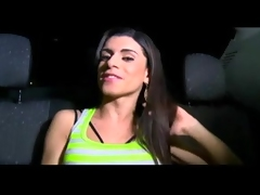 Latina Tranny Gets Fucked